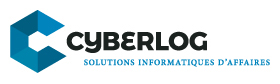 Cyberlog english Logo
